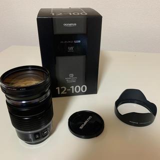 オリンパス(OLYMPUS)の専用M.ZUIKO DIGITAL 12-100mm F4.0 IS PRO(レンズ(ズーム))