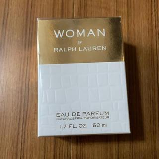 ラルフローレン(Ralph Lauren)のWOMAN by RALPH LAUREN 50ml(香水(女性用))