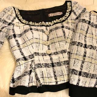 エミリアウィズ(EmiriaWiz)の美品 高級ドレス(ミニドレス)