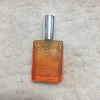クリーン(CLEAN)の♬未使用♬CLEAN(クリーン)サマーリネン オーフレッシュ オードパルファム (ユニセックス)