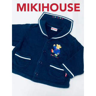 mikihouse - ミキハウス MIKIHOUSE セーラー ジャケット レトロ 90