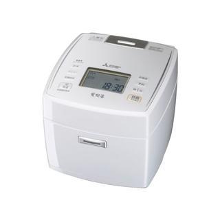 三菱電機 - お買い時!三菱IHジャー炊飯器 1.0L5.5合炊きNJ-VE109-W新品未開