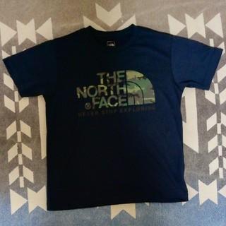 THE NORTH FACE - カモフラTシャツ Sサイズ