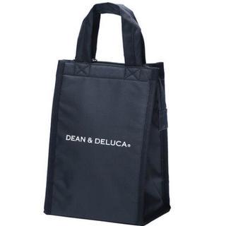 ディーンアンドデルーカ(DEAN & DELUCA)のDEAN&DELUCA/クーラーバック 保冷バック ブラックS(エコバッグ)
