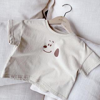 キッズプリントTシャツ 90㎝
