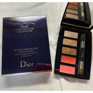 Dior - Dior ミニ アイシャドウ&リップパレット