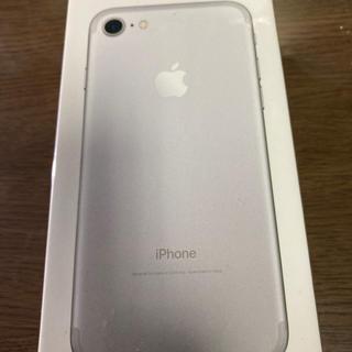 Apple - iPhone7 32GB シルバー SIMロック解除済み