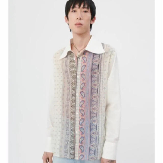 Jil Sander(ジルサンダー)のour legacy  ソウルシャツ メンズのトップス(シャツ)の商品写真