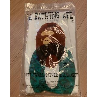 アベイシングエイプ(A BATHING APE)のqgat様専用 未使用 A BATHING APE エイプ Tシャツ Sサイズ(Tシャツ(半袖/袖なし))