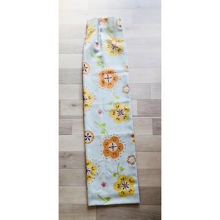ニッセン(ニッセン)のニッセン 1級遮光カーテン 110x140 花柄 2枚組(カーテン)