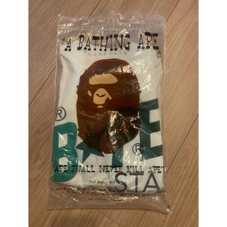 アベイシングエイプ(A BATHING APE)の未使用 A BATHING APE Tシャツ Sサイズ(Tシャツ(半袖/袖なし))
