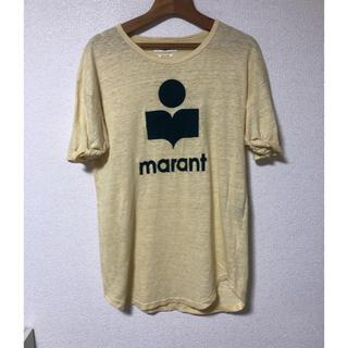 Isabel Marant - ISABEL MARANT ÉTOILE ロゴTシャツ