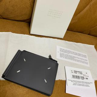 マルタンマルジェラ(Maison Martin Margiela)の正規品 Maison Margiela 財布 マネークリップ グレー(マネークリップ)
