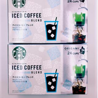 Starbucks Coffee -  スターバックス アイスコーヒー ブレンド オリガミ