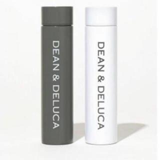ディーンアンドデルーカ(DEAN & DELUCA)の雑誌1冊つき DEAN&DELUCA ステンレスボトル 2本セット(水筒)