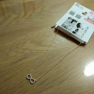 シマムラ(しまむら)のMUMU ネックレス(ネックレス)