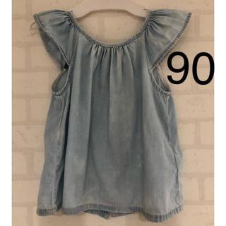 ベビーギャップ(babyGAP)のTシャツ ノースリーブ 90 95(Tシャツ/カットソー)