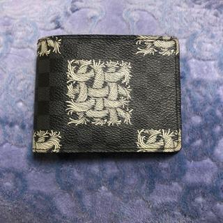 ルイヴィトン(LOUIS VUITTON)のLOUIS VUITTON×ネメス 二つ折り財布(折り財布)