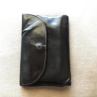 ホワイトハウスコックス(WHITEHOUSE COX)のWhitehouse Cox ホワイトハウスコックス 折り財布(折り財布)