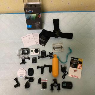 GoPro - GoPro HERO3 BLACK EDITION