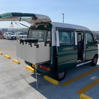 ホンダ(ホンダ)のホンダアクティーバン キッチンカー (車体)