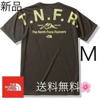 THE NORTH FACE - 送料無料!Mサイズ ノースフェイス Tシャツ ニュートープ NT32091