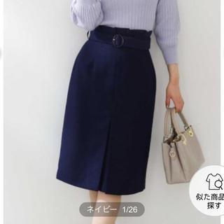 PROPORTION BODY DRESSING - プロポ♡タイトスカート
