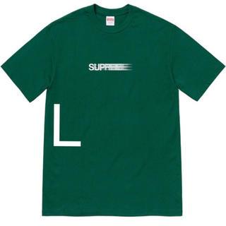 Supreme - Supreme Motion Logo Tee L