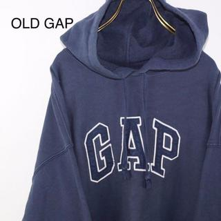 GAP - 激レア OLD GAP オールドギャップ パーカー 韓国製 ビッグシルエット.
