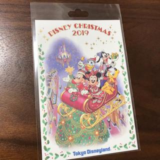 Disney - ディズニーランド ポストカード クリスマス
