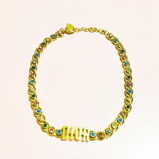 Dior - DIOR CHOKER ネックレス