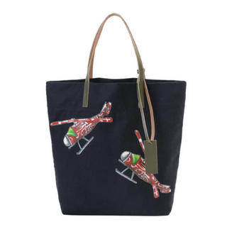 マルニ(Marni)のSALE MARNI campus tote bag / 18aw (トートバッグ)