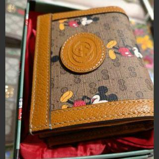 グッチ(Gucci)のGUCCI ミッキー Disney 財布 ウォレット(財布)