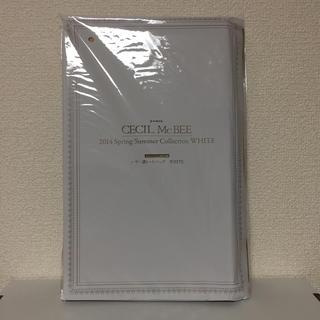 CECIL McBEE - e-MOOK付録☆CECIL McBEE レザー調トートバッグ