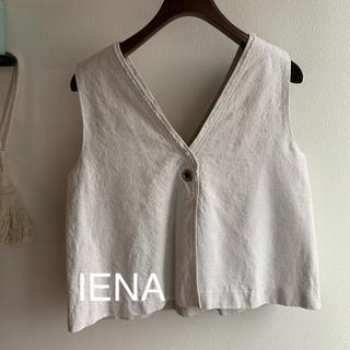 IENA - IENA ノースリーブ