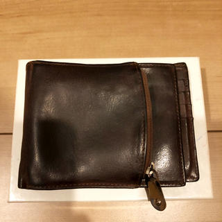 マルタンマルジェラ(Maison Martin Margiela)の【レア】マルタンマルジェラ 二つ折り財布 コインケース付き(折り財布)