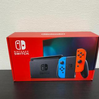 Nintendo Switch - スイッチ 新型 ネオン 任天堂 ニンテンドー