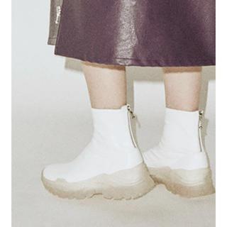 ジュエティ(jouetie)のスニーカーソールブーツ(ブーツ)