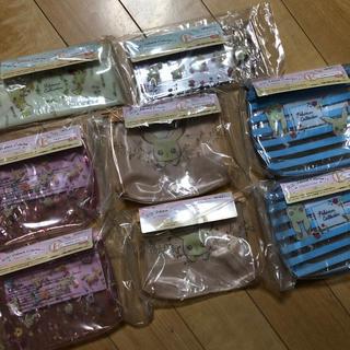 ポケモン 一番くじ F賞 マルチケースアソート ポーチ