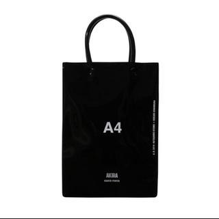 AKIRA PRODUCTS - AKIRA ART OF WALL x nananana OPAQUE A4