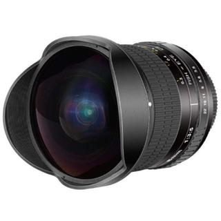 ニコン(Nikon)のNeewer プロ8mm f/3.5 非球面HD魚眼レンズ Nikon対応(レンズ(単焦点))