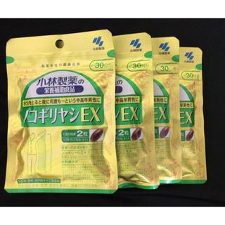 コバヤシセイヤク(小林製薬)の小林製薬 ノコギリヤシEX ×4袋(ダイエット食品)
