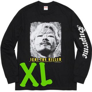 Supreme - XL Supreme Ichi The Killer L/S Tee 黒