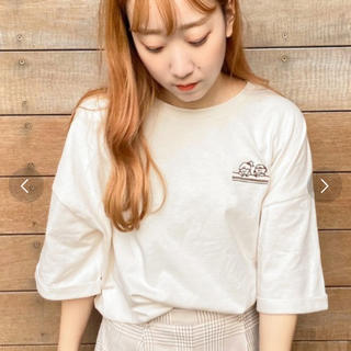 one after another NICE CLAUP - apresjour tシャツ