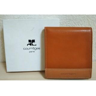 クレージュ(Courreges)のクレージュ 二つ折り財布 新品(財布)