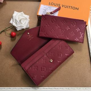 LOUIS VUITTON ルイヴィトン  レディース  長財布 L3018(財布)