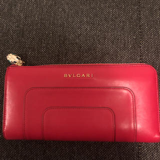 BVLGARI  超美品 セルペンティL型長財布 (財布)