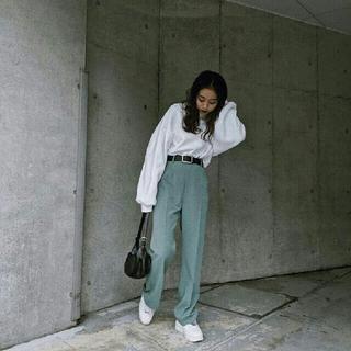 SLY - SLY Light Color High Waist Pants