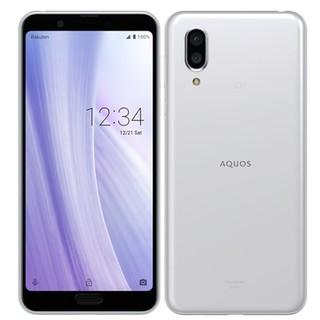 アクオス(AQUOS)の新品 シャープAQUOS sense3 plus SH-RM11 SIMフリー(スマートフォン本体)