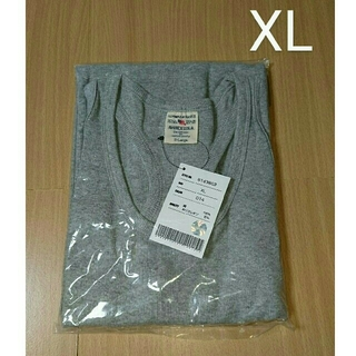 AVIREX - AVIREX  タンクトップ  グレー  XL